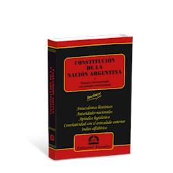 Libro Constitucion Nacional ( Bolsillo )