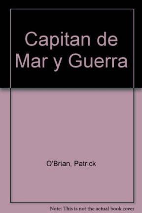 Papel Capitán De Mar Y Guerra