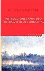 Papel INSTRUCCIONES PARA USO EXCLUSIVO DE ALCOHOLISTAS