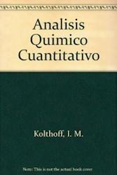Libro Analisis Quimico Cuantitativo