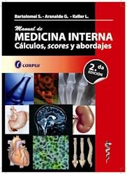 Papel Manual De Medicina Interna Calculos Scores Y