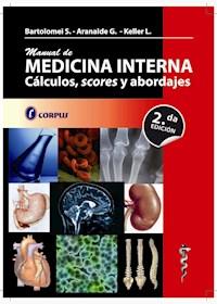 Papel Manual De Medicina Interna Calculos, Scores Y Abordajes