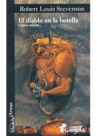 Papel El Diablo En La Botella