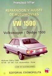 Papel Reparacion Y Ajuste Auto Vw 1500