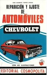 Papel Reparacion Y Ajuste Auto Chevrolet