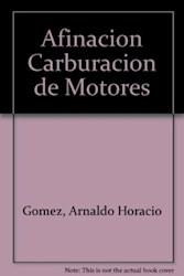 Papel Afinacion De Motores De Autom Carburacion