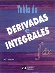 Libro Tabla De Derivadas E Integrales