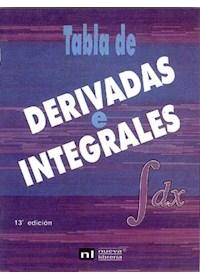 Papel Tabla De Derivadas E Integrales