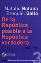 Papel De La Republica Posible A La Republica Verd