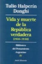 Papel Vida Y Muerte De La Republica Verdadera