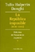 Papel Republica Imposible 1930-1945, La