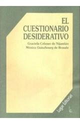 Test CUESTIONARIO DESIDERATIVO