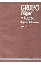 Papel GRUPO, OBJETO Y TEORIA II