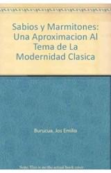 Papel SABIOS Y MARMITONES-APROXIMAC.AL PROBLEMA DE LA MODERN.CLAS.