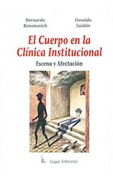 Papel CUERPO EN LA CLINICA INSTITUCIONAL, EL-ESCENA Y AAFECTACION
