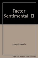 Papel FACTOR SENTIMENTAL EL