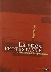 Papel Etica Protestante Y El Espiritu Del Capitali