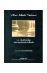 Papel UBA C/ ESTADO NACIONAL