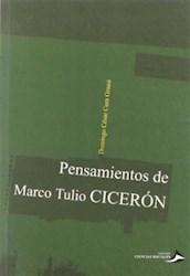 Papel Pensamientos De Marco Tulio Ciceron