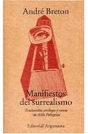 Papel MANIFIESTOS DEL SURREALISMO