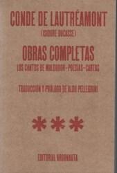 Papel Obras Completas Conde De Lautreamont