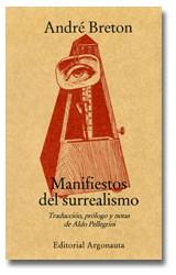 Papel MANIFIESTOS DEL SURREALISMO (TRADUCCION PROLOGO Y NOTAS DE ALDO PELLEGRINI)