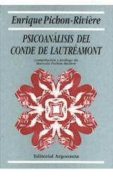 Papel PSICOANALISIS DEL CONDE DE LAUTREMONT