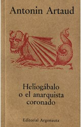 Papel HELIOGABALO O EL ANARQUISTA CORONADO (BOLSILLO)