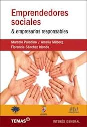 Libro Emprendedores Sociales & Empresarios Responsables