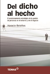 Libro Del Dicho Al Hecho