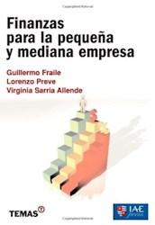 Papel Finanzas Par La Peque;A Y Mediana Empresa