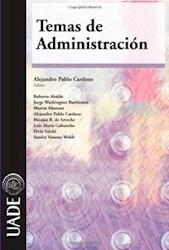 Libro Temas De Administracion