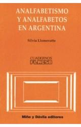 Papel ANALFABETISMO Y ANALFABETOS EN ARGENTINA