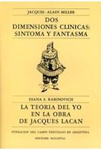 Papel SINTOMA Y FANTASMA- DOS DIMENSIONES DE LA CLINICA