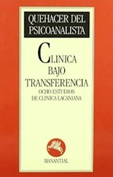 Papel CLINICA BAJO TRANSFERENCIA