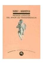 Papel MODOS LOGICOS DEL AMOR DE TRANSFERENCIA