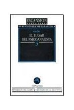 Papel ESCANSION N§3-EL LUGAR DEL PSICOANALISTA