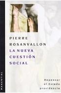 Papel NUEVA CUESTION SOCIAL