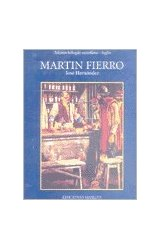Papel MARTIN FIERRO (BILINGUE CASTELLANO-INGLES)
