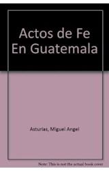 Papel ACTOS DE FE EN GUATEMALA