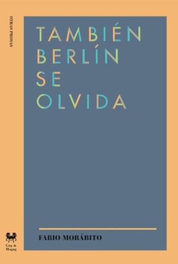 Papel También Berlín Se Olvida