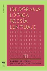 Papel Ideograma, Lógica, Poesía Y Lenguaje