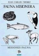 Papel Fauna Misionera