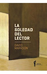 Papel La soledad del lector (segunda edición)