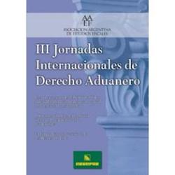 Libro Iii Jornadas Internacionales De Derecho Aduanero