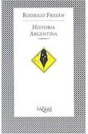 Papel HISTORIA ARGENTINA (COLECCION FABULA)