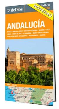 Libro Andalucia  Guia Mapa
