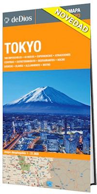 Libro Tokyo  Guia Mapa