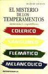 Papel Misterio De Los Temperamentos, El