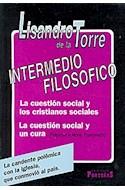 Papel INTERMEDIO FILOSOFICO